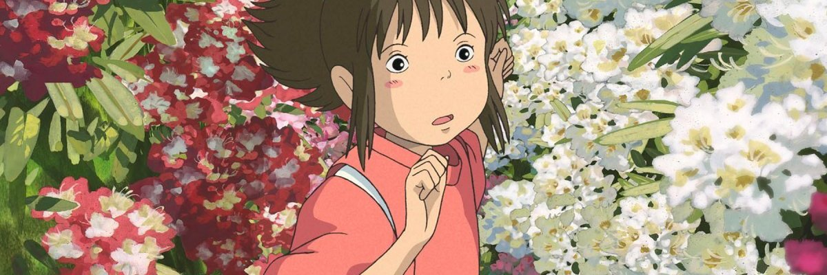 Spirited Away 2001 Smaller Pictures Film