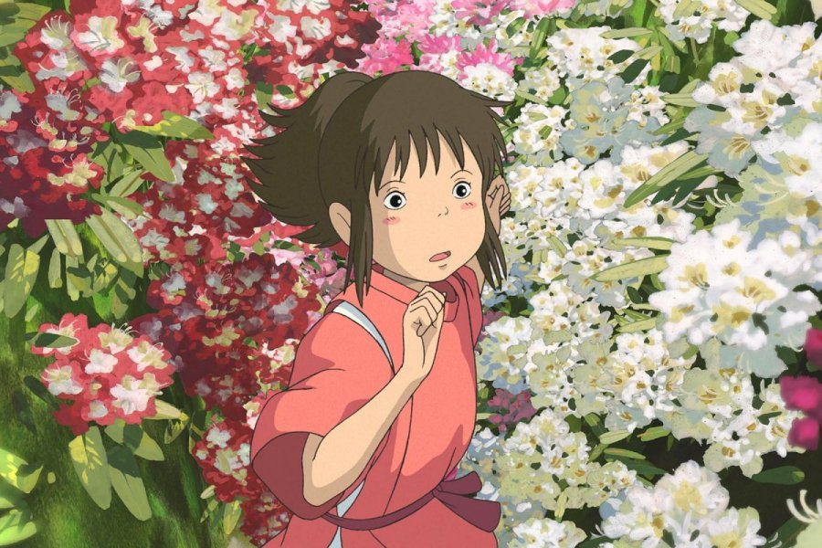 Spirited Away (2001) – Smaller Pictures Film